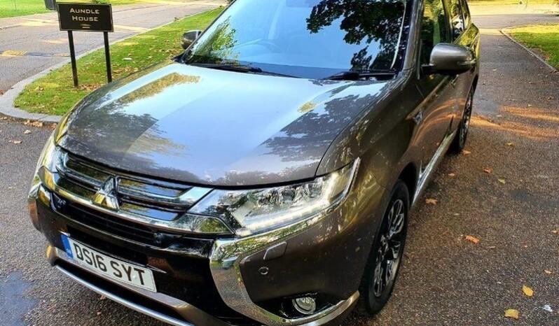 Mitsubishi Outlander 2016  2.0h 12kWh GX4hs CVT 4WD full
