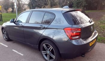 BMW 1 Series 2014 (63 reg)  2.0 120d Sport Sports Hatch full