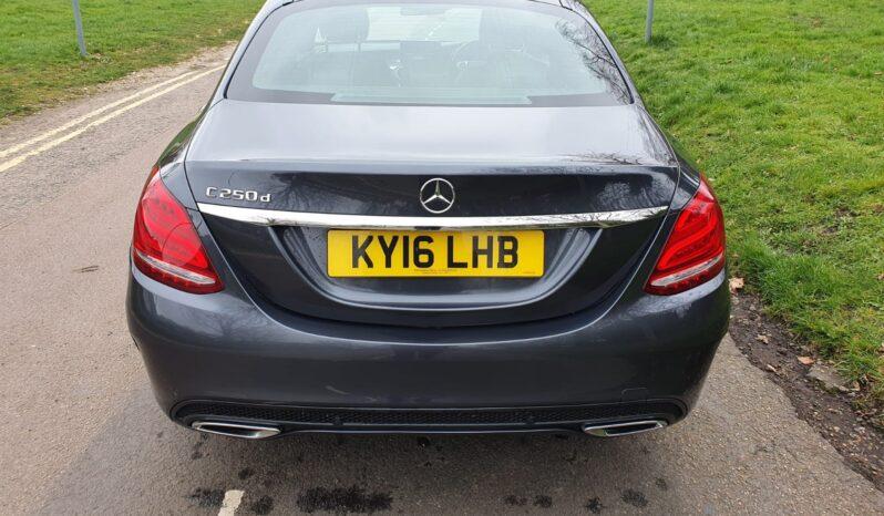Mercedes-Benz C Class 2016  2.1 C250d AMG Line (Premium Plus) 7G-Tronic full