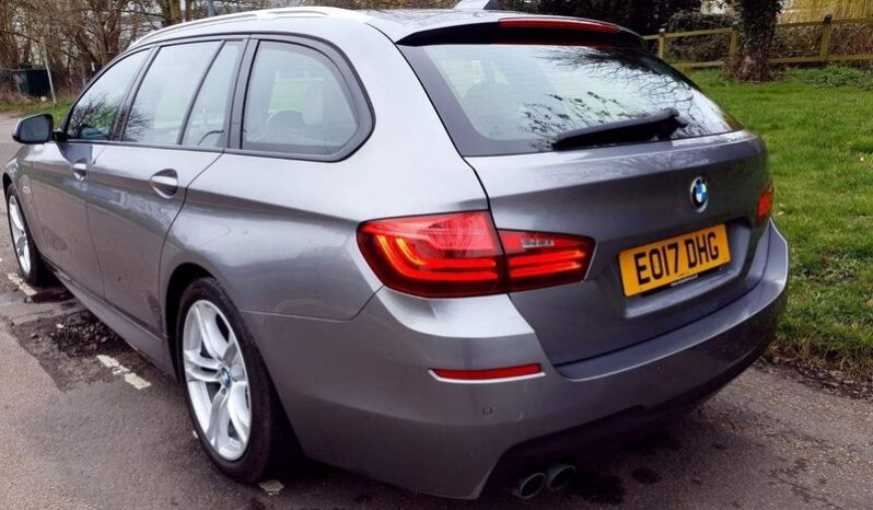 BMW 5 Series 2017  2.0 520d M Sport Touring 5dr 12 MONTH WARRANTY full