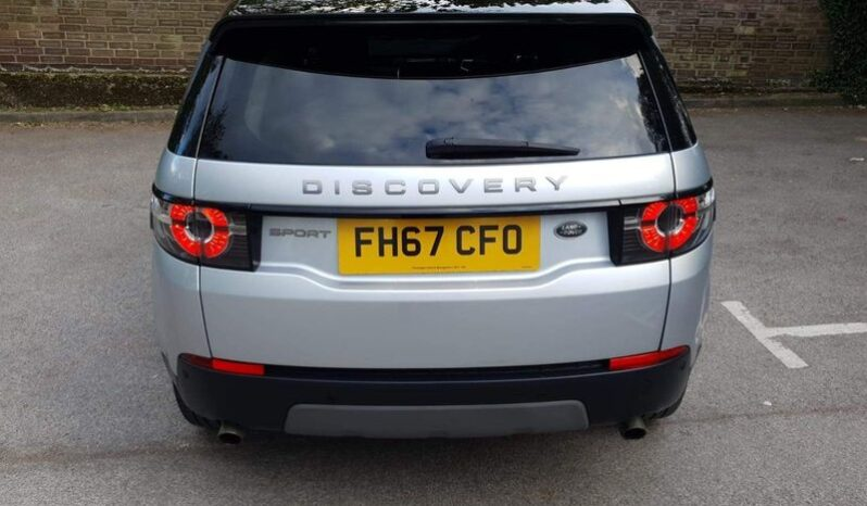 Land Rover Discovery Sport 2018 2.0 TD4 SE Tech Auto 4WD full