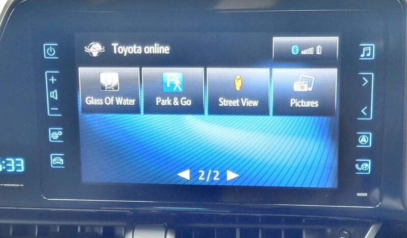 Toyota C-Hr 2018  1.8 VVT-h Icon CVT full