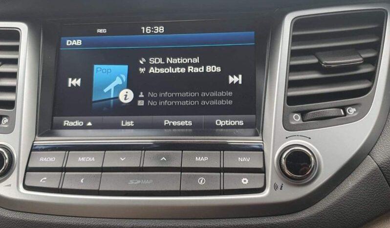 Hyundai Tucson  1.7 CRDi Blue Drive Premium DCT full