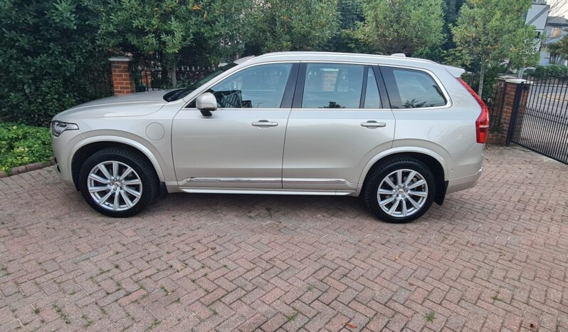 Volvo XC90 2016 2.0h T8 Twin Engine 9.2kWh Inscription Geartronic 4WD full